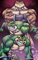 BattleToads by Kyle-Fast