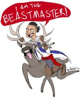 BEASTMASTER by acidjacket
