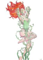 Poison Ivy by asuza68