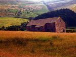 Edale Barn by friartuck40