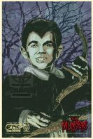 Eddie Munster Collaboration by PsychoSlaughterman