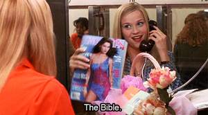 The bible gif. by Flawless-slut