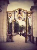 Gates of London by FlowerOfTheForest