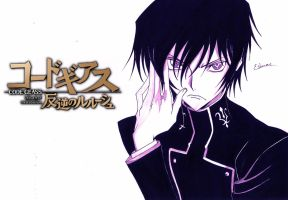 Lelouch of the Rebellion by eshwar007