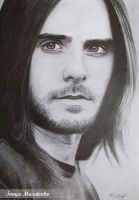 Jared Leto by TanyaMusatenko