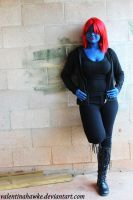Casual Mystique. by ValentinaHawke