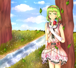 Gumi by crinuyi