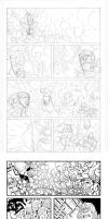 Invincible 40 Sequid fight by RyanOttley