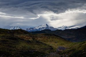 Torres Del Paine - Chile - HDR by ssabbath