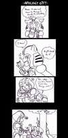 TF - Cliffjumper x Mirage apology gift by Cloud-Kitsune