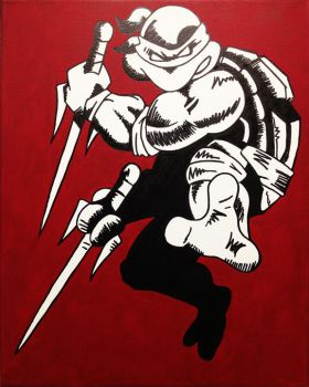 TMNT Raph by Zeecomics