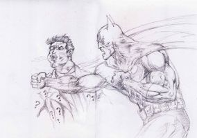 batman vs the riddler neal adams by dushans
