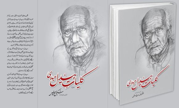 Baidal Haidri (Book Cover) by Shaket