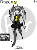 The Atomix - Francium by Starrkeeper