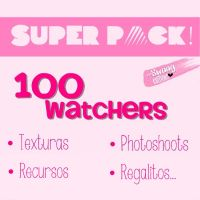 SuperPack - 1OOwatchers by SwaagEditions