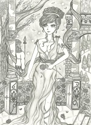 *~.Aphrodite: The Seductress in Her Garden.~*