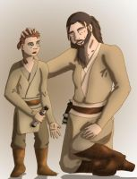 Star Wars: Lessons by ode2sokka