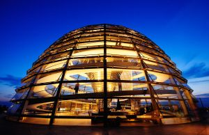 Reichstag Dome by rh89