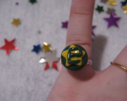 Sailor Pluto Henshin Ring by tanytany