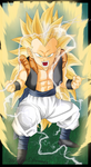 Gotenks SSJ3 by MrEpicDrawer