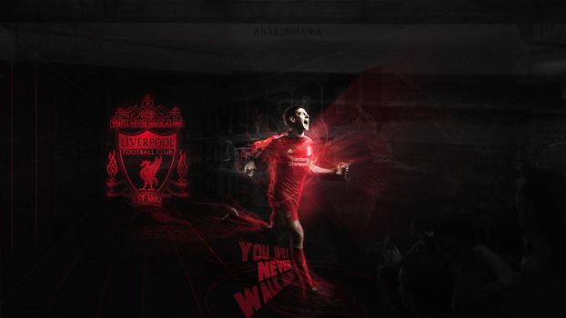 LIVERPOOL FC - You Will Never Walk Alone by anasonmania