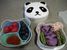 Forth Bento by HarvesterofPearls