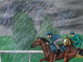 More bad Weather by patchesofheaven74