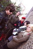 MGS3: Assemble by MorbusParkinson