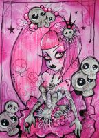 Pink Princess by The-Kreep