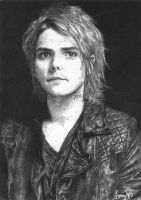 Gerard Way by bulletsway