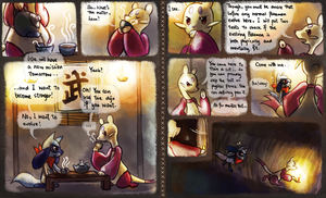 The Masked Mission 4 part 4 by Haychel