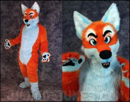 Okill fox by jillcostumes