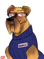 James by LovelyDagger