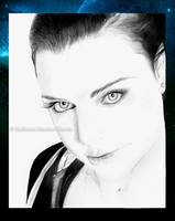 Amy Lee. by Guillermo-Sanchez
