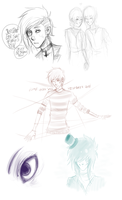 AnotherDoodledump by Vuohii