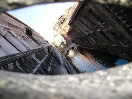 Bridge of Sighs - Venice by TheMrStick