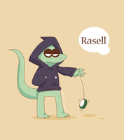 : Rasell : by ReSuKu