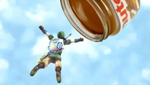 Here I come Nutella!! by Rinni-Boo