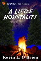 eBook Cover: A Little Hospitality by TeamGirl-Differel
