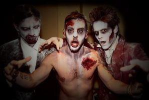 30STM: Zombies? by thewordslinger