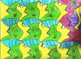 Fishtival Everlasting by cartatoony