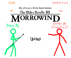 MLAASG-Morrowind Chapters by Lorcain