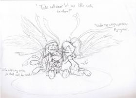 +Never Be Alone+ for Lillie by ChixWarners