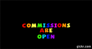 COMMISSIONS ARE OPEN by tintedslightly
