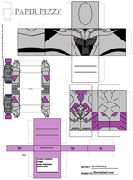 TFP Megatron Darkness rising pezzy by lovefistfury