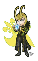 My King Loki by Eridanis-Requiem