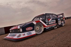 1980 Ford Capri Zakspeed Group 5 by melkorius