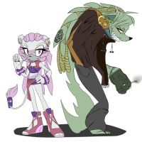 aeriel tide and Cosacks by Cakeklis