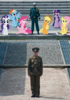 Korean Demilitarized Zone by normanb88