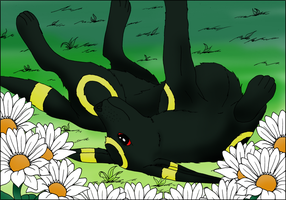Pokeswap March: Umbreon by CCDragon-93